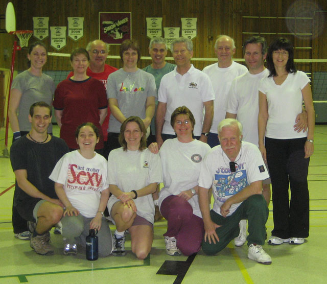 Gang de Volley-Ball de Chomedey